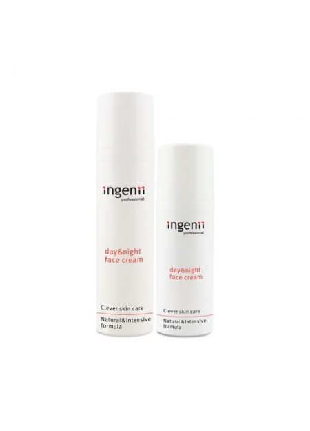 INGENII Day & night face cream
